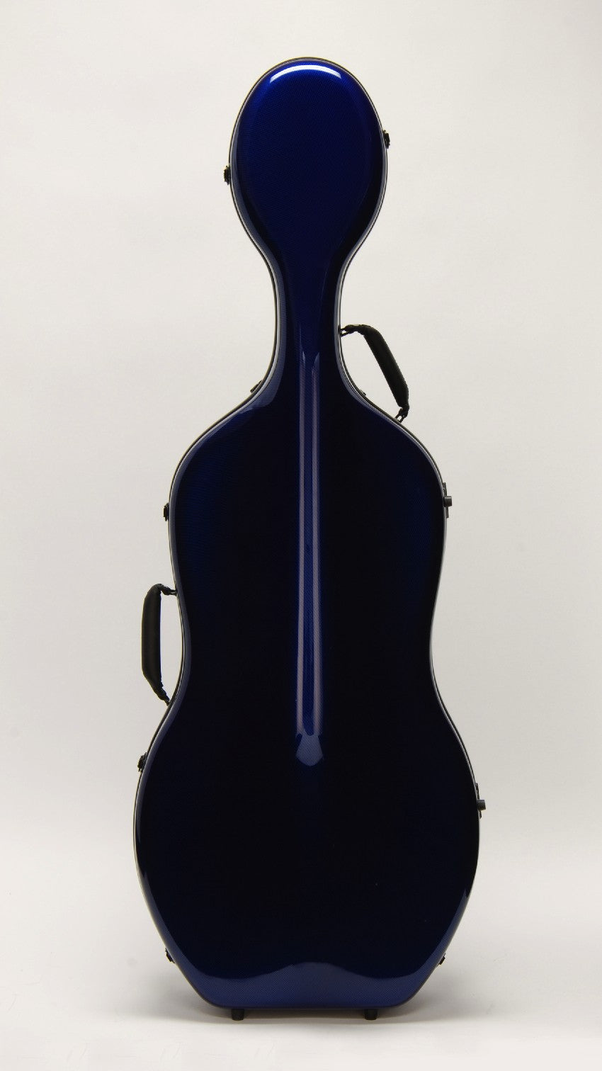 "Otto Music CC-528 ""Mirage"" Cello Case, Blue"