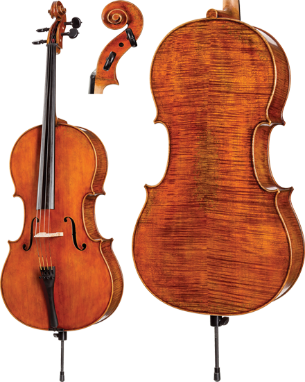 Dragon Model DR50-VC Cello