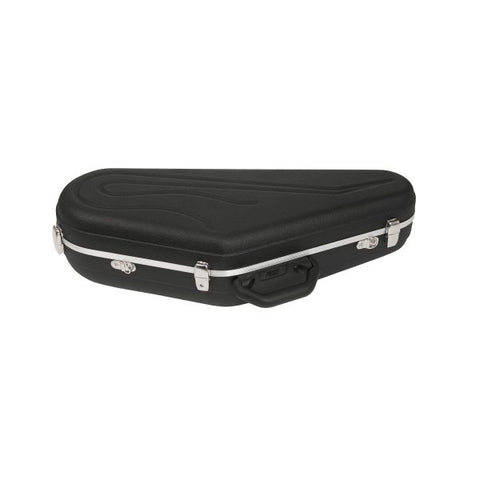 Hiscox Tenor Sax Case Black Shell/Silver Int -Artist