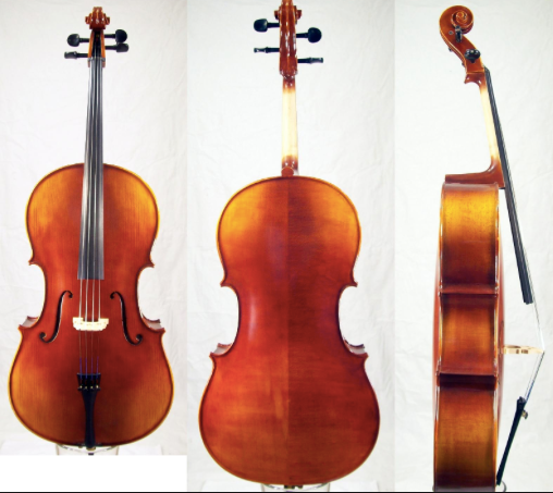Sheng Liu Model 10 Cello 4/4