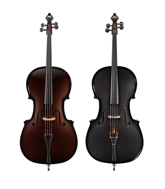 Glasser Carbon Composite Cello Outfit