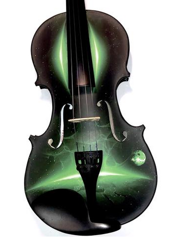 Galaxy Ride Violin II