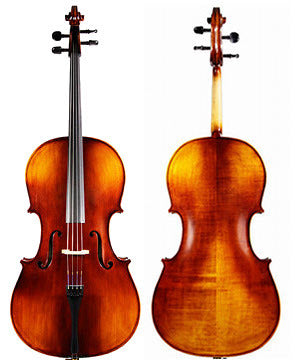 KRUTZ Series 100 Cello Outfit