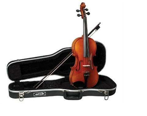 Becker 2000F Satin Brown Viola Outfit