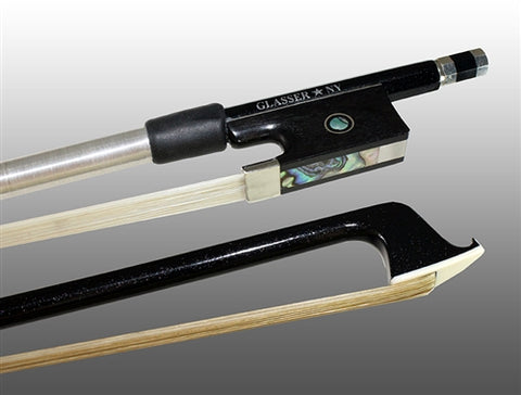 Glasser Advanced Advanced Carbon Graphite Violin Bow