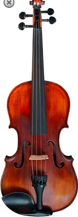 Oxford Antique Finish Violin Outfit