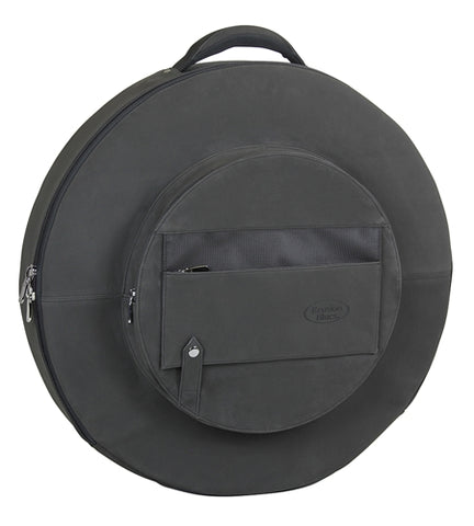 "Reunion Blues Renegade Series 22"" Cymbal Bag - Charcoal"