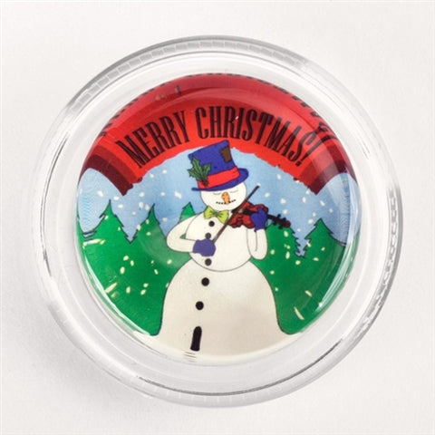 Magic Rosin - Merry Christmas Snowman Violinist