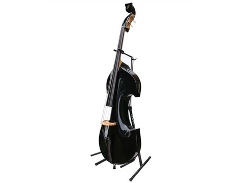 Bridge Cetus 4 String Double Bass, BLACK