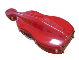 Eastman K1 Lightweight Carbon Fiber Cello Case w/ wheels