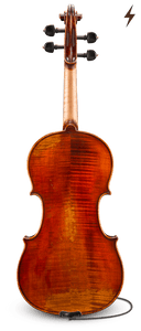 Andreas Eastman VL501-EASBC Electro Acoustic Violin Outfit