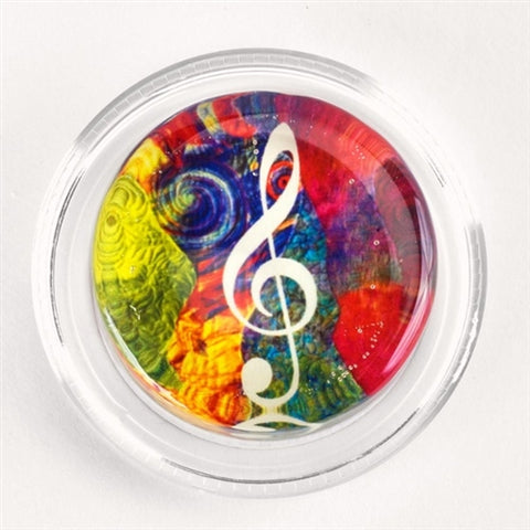 Magic Rosin - Groovy Treble Clef