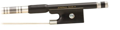 JonPaul Noir Black Woven Carbon Fiber Cello Bow