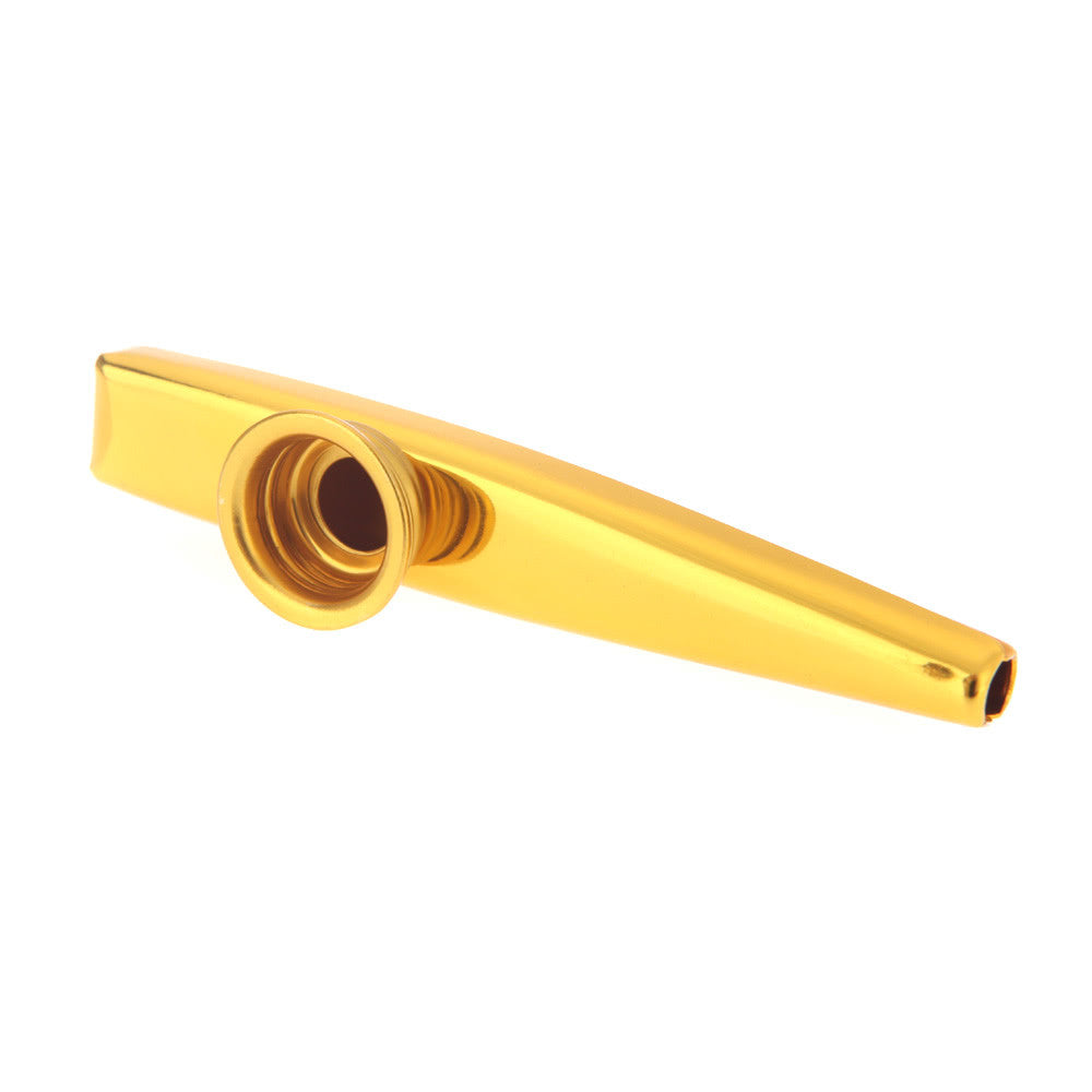 Golden Kazoo Gift for Music Lovers