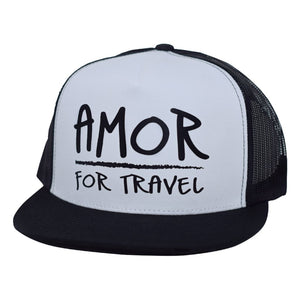 Amor for Travel Cap