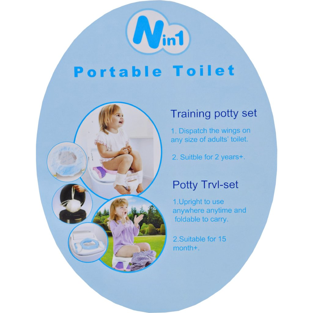 Portable Travel Potty