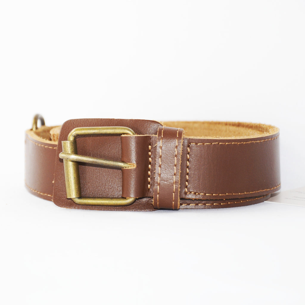 TyPaw Leather Collar: Hank Series - TyPawCafe