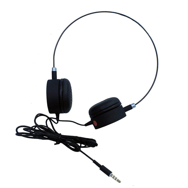 Headphone Wired Music Com Fio - 3,5mm P2