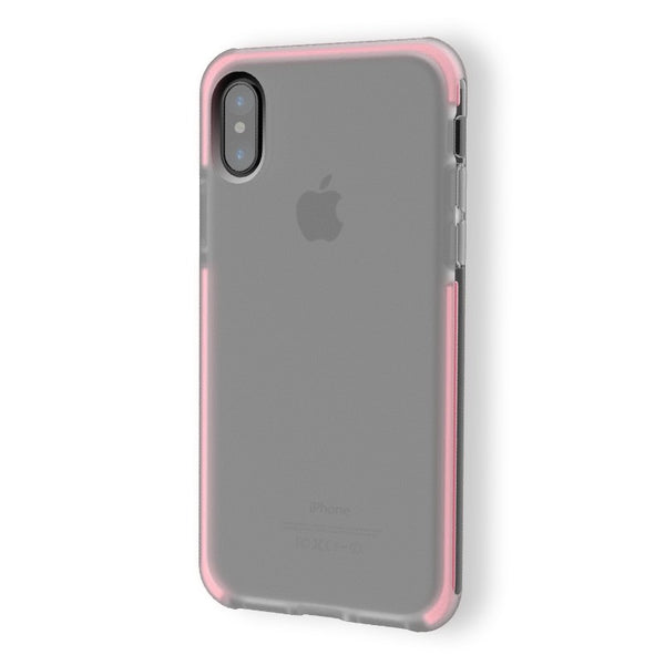 Capa Invisible Case Color iPhone X/ Xs