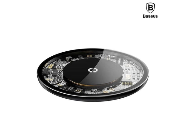 Base Carregadora Wireless Crystal