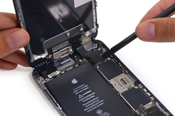 Reparo em Placa - iPhone 6s Plus