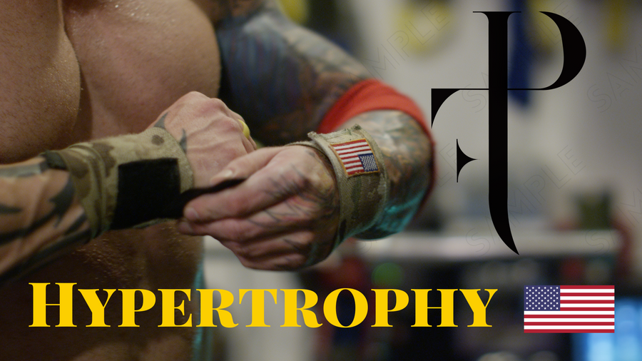 12 Week Hypertrophy Program