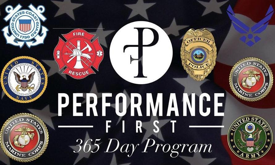 365 Day Program for Active Duty MIL LE Fire