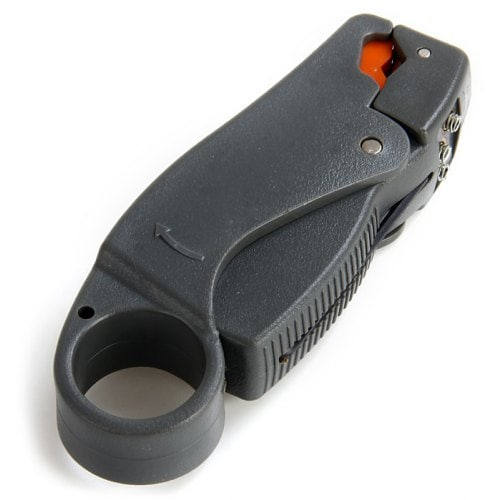 AG Cabes RG59/6 Cable Stripper - Curved