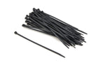 50 lb. Zip Ties - Bag of 100 - 7""