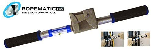 Rack-A-Tiers RopeMatic Pro - The Smart Way to Pull