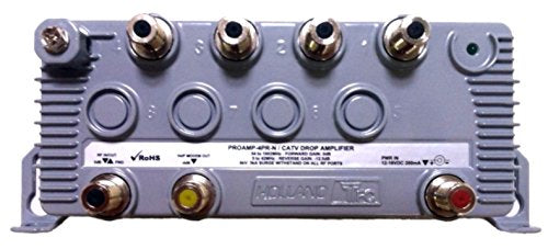 Holland PROAMP-4PR-N 4 Port with Passive Return Drop/Distribution Amplifier