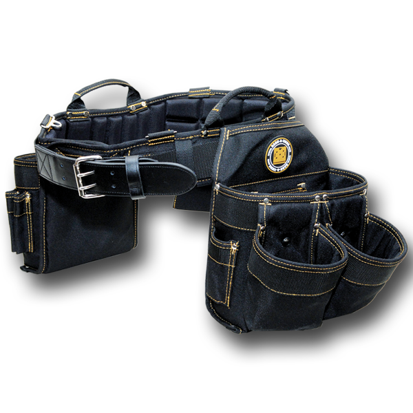 Rack-A-Tiers Electrican Bag/Belt Combo