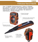 Southwire Tools & Equipment T100PK Professional Tone & Probe Kit with Cable Tracer