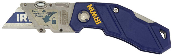 IRWIN Tools 2089100 Folding Utility Knife