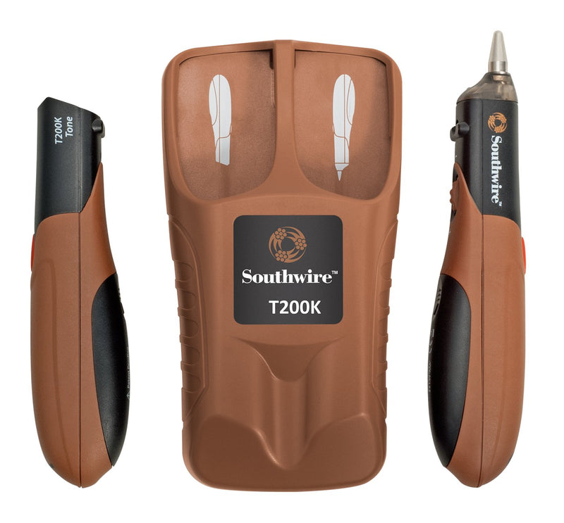 Southwire Tools & Equipment T200K Multipurpose Tone & Probe Tracing Kit