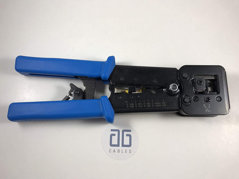 EZ RJ45 Crimp Networking Compression Tool