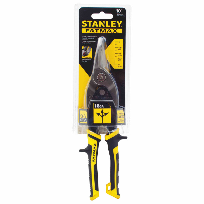 Stanley FATMAX® Straight Cut Aviation Snip