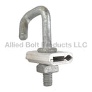 Allied Bolt O Span Clamp With One Square Nut
