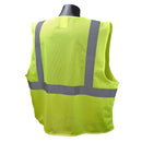 Radians SVE1 Economy TYPE R Class 2 Safety Vest - Green