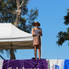 """Relay for Life"" Speech at Embarcadero, San Diego"