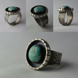 Turquoise + Sterling