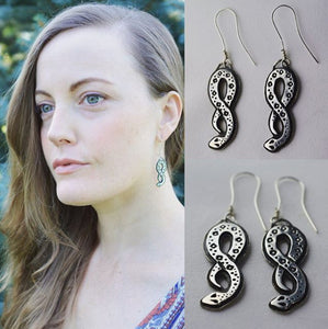 Sterling Silver Snakes