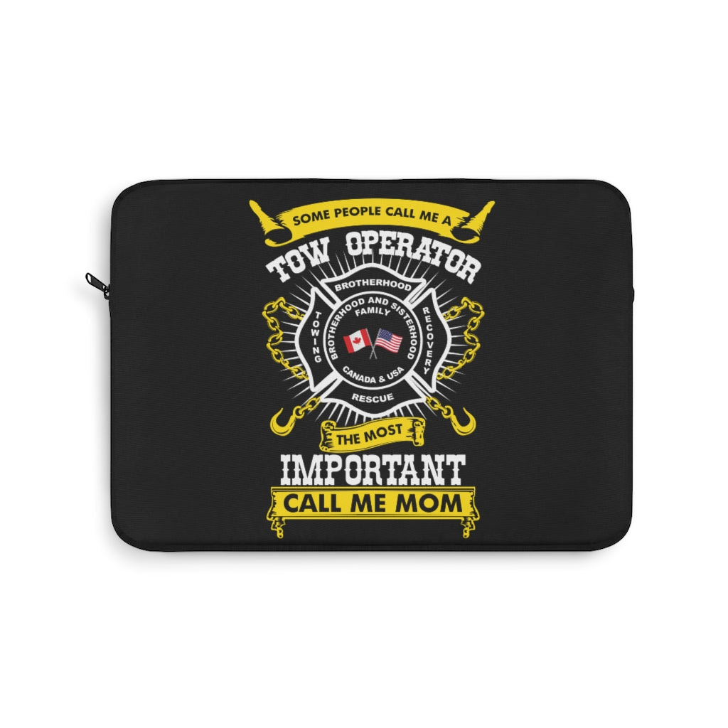 Tow Mom Laptop Sleeve