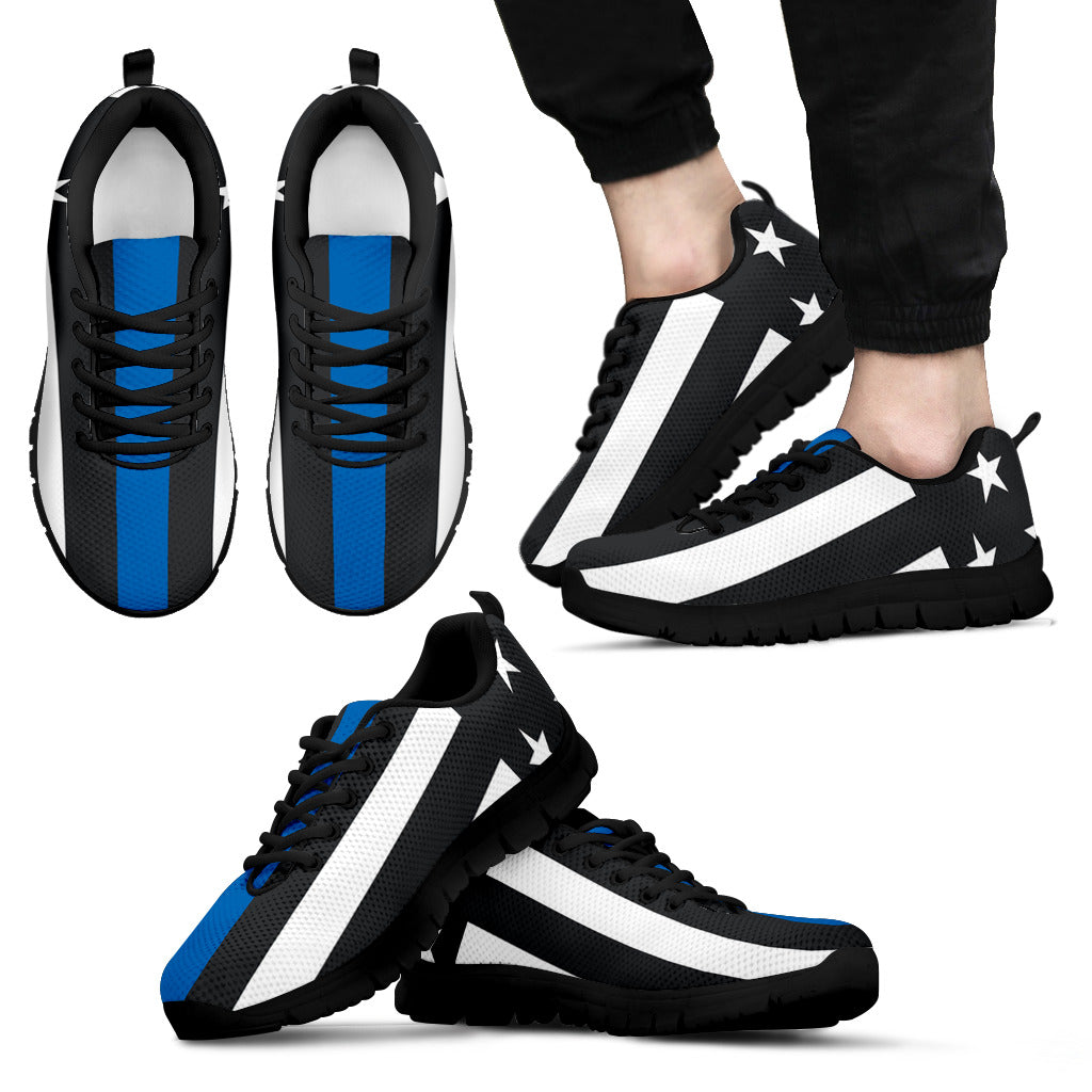 Blue line Men's Sneakers