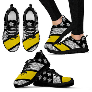 Thin Yellow Line Women's Sneakers