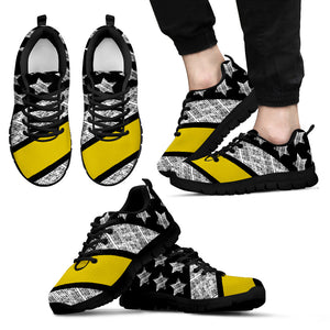 Thin Yellow Line Men's Sneakers