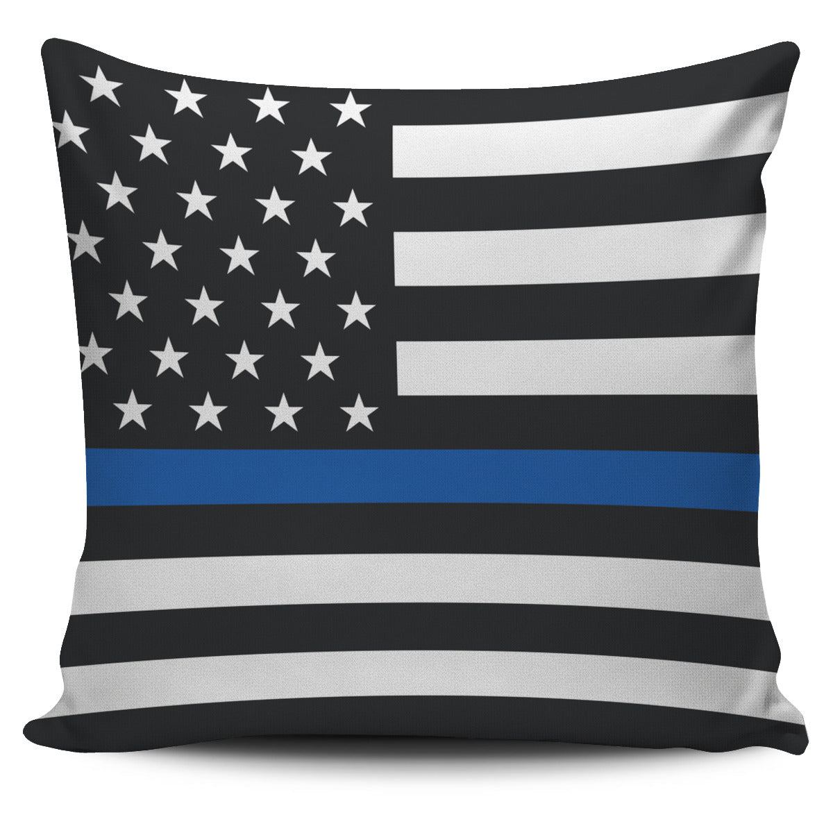 Police Pillow Cover