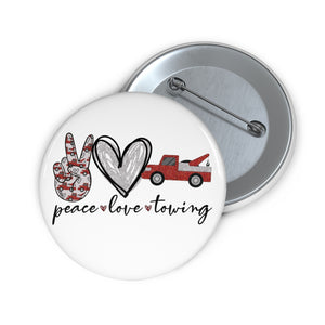 Towing Pin Buttons