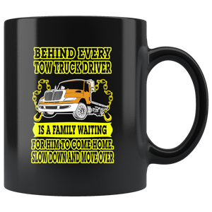 Slow Down Move Over Mug