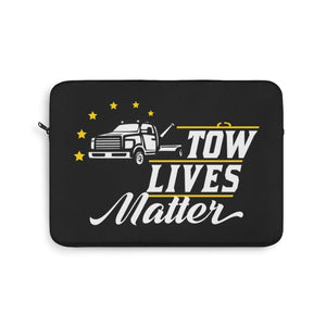 Towlivesmatter Laptop Sleeve